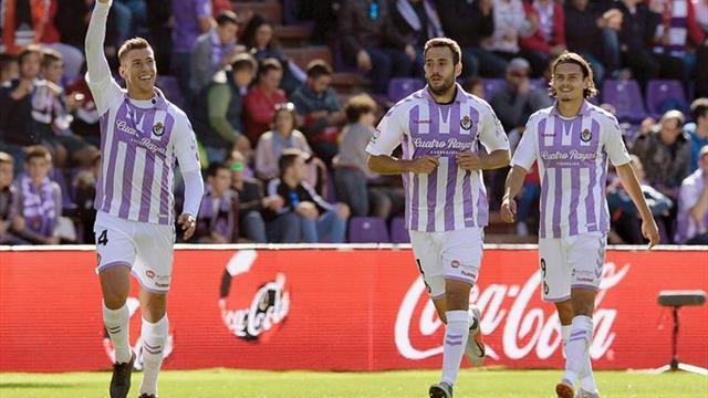 Valladolid y Eibar afrontan su primer partido como rivales de Primera
