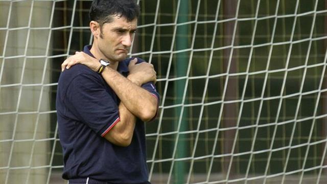 Se cumplen 30 años del debut de Ernesto Valverde como jugador del Barcelona