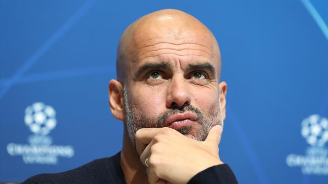 Guardiola laughs off 'better than sex' comment