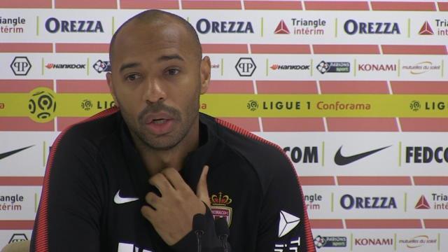 """Ligue 1 : Monaco - Henry : """"J'ai eu pas mal d'appels"""""""