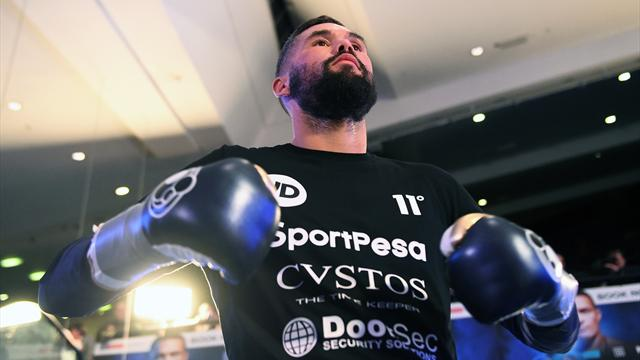 Bellew would have been 'haunted' if he had turned down Usyk's challenge