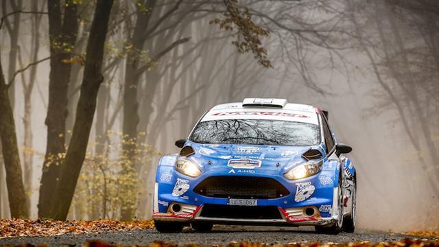 Nyíregyháza et la Hongrie intègrent le calendrier européen des rallyes pour 2019*