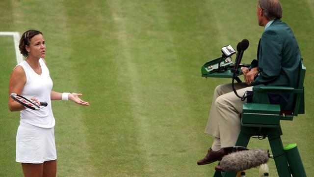 Gerry Armstrong to succeed Andrew Jarrett as Wimbledon referee in 2020