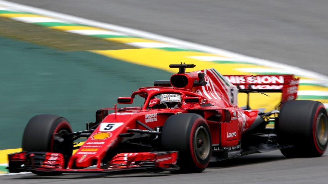 499df5d53110 Mercedes  Ferrari is Brazilian GP favourite - Brazilian Grand Prix 2018 - Formula  1 - Eurosport UK
