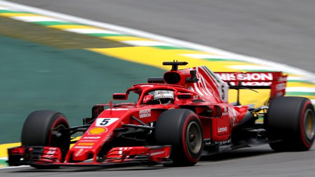 Vettel sous la menace d'une sanction pour s'être énervé à la pesée