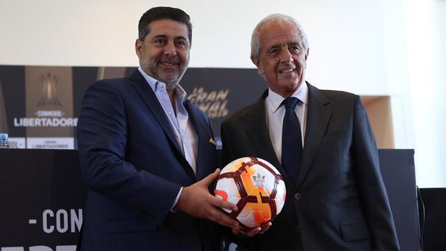 Los presidentes de Boca y River piden a los hinchas vivir en paz la final de la Libertadores