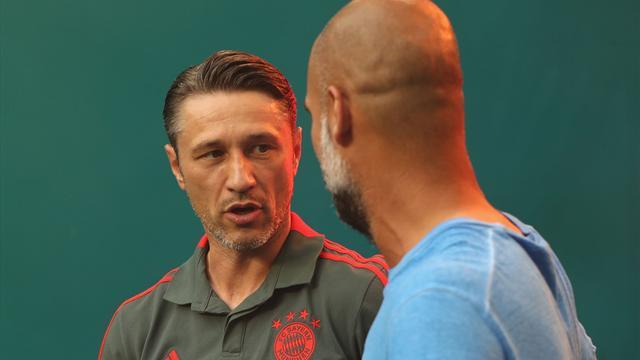 "Mann gegen Mann | Kritik an Entwicklung des FC Bayern: ""Peps Kathedrale verfällt"""