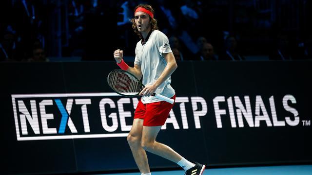 Next Gen ATP 2018, Tsitsipas-Rublev: Cabreado a la final (4-3 (3), 3-4 (5), 4-0, 2-4 y 4-3 -2-)
