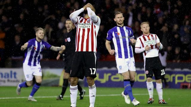 Sheffield United held to draw in Steel City derby