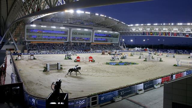 CSI 5* de Doha: Termina la temporada del Longines Global Champions Tour