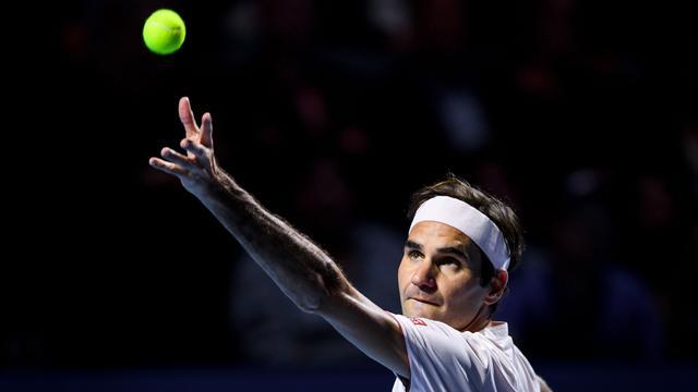 Rolex Minute : L'élite du tennis masculin a rendez-vous à Londres