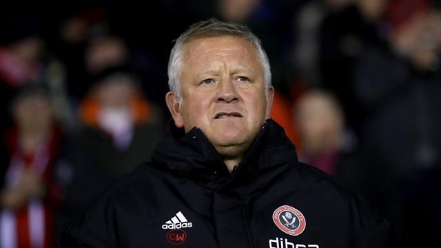 Chris Wilder delighted with Blades despite Owls holding on for point