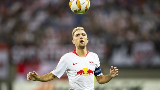 Leipzigs Kampl aus Sloweniens Nationalteam zurückgetreten