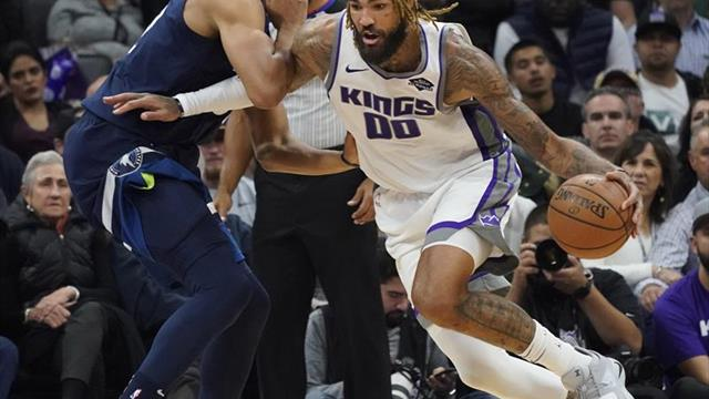 121-110. Cauley-Stein y Kings mantienen en crisis a Timberwolves