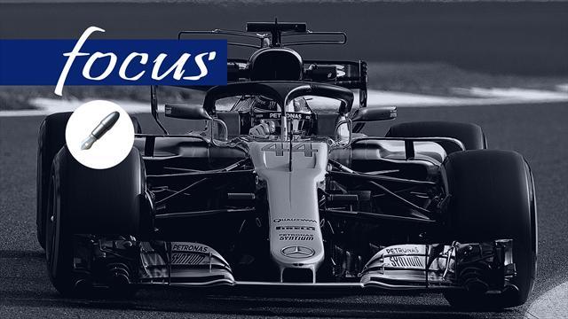 Ali, DRS, zavorre: nuove regole per la Formula 1 2019: sorpassi più facili?
