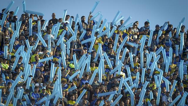 Для сердечников организуют радиотрансляцию финала Кубка Либертадорес со спокойными голосами