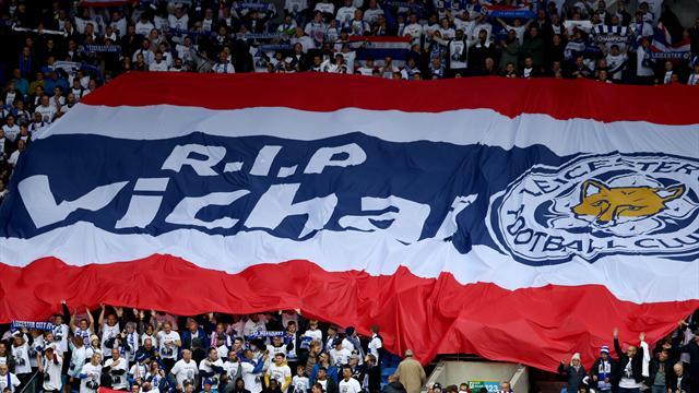 Leicester retrouve son stade pour un adieu dans l'émotion à son président