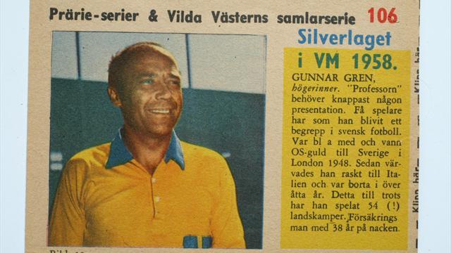 Gunnar Gren: En svensk legendar