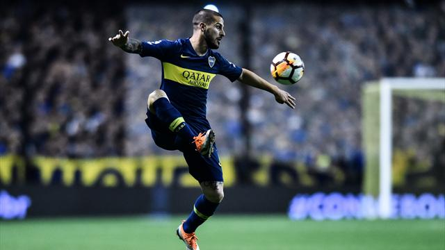 Boca Juniors y sus once finales de Copa Libertadores
