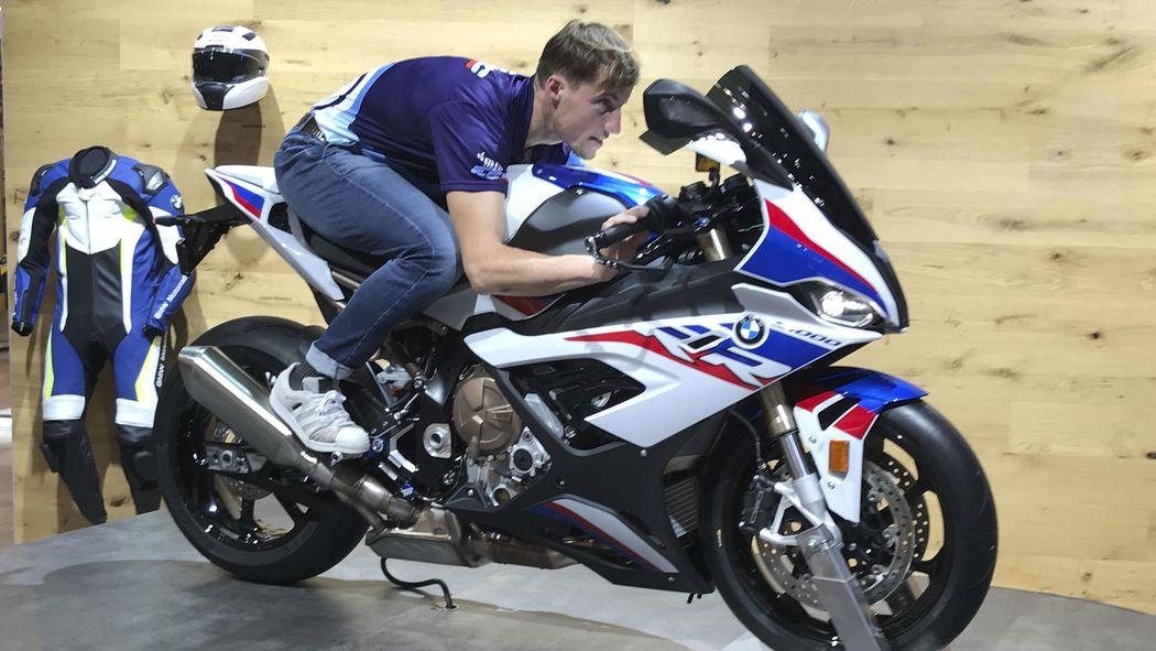Bmw S1000rr 2019 Superbike Motomania Mobile Version
