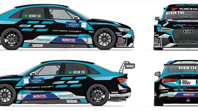 Tse pronto per il debutto a Macao con il Teamwork Motorsport