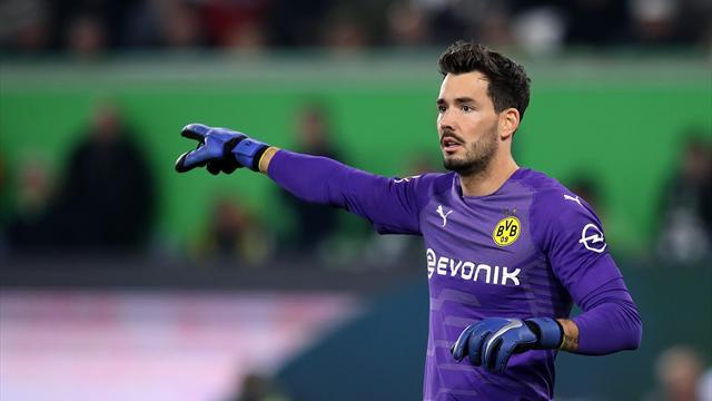 BVB wohl ohne Bürki gegen Bayern