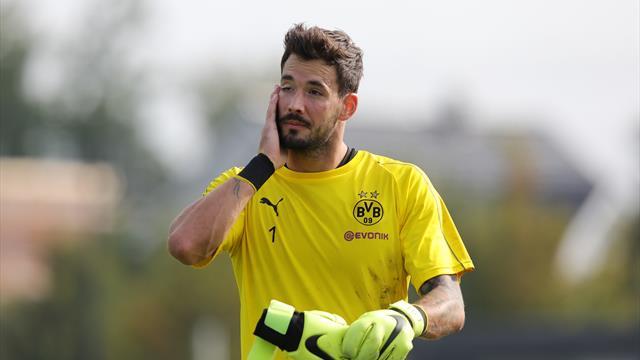 Bild: BVB ohne Bürki gegen Bayern