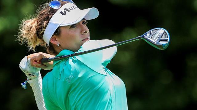La mexicana Gaby López se hace con su primer título en el circuito LPGA