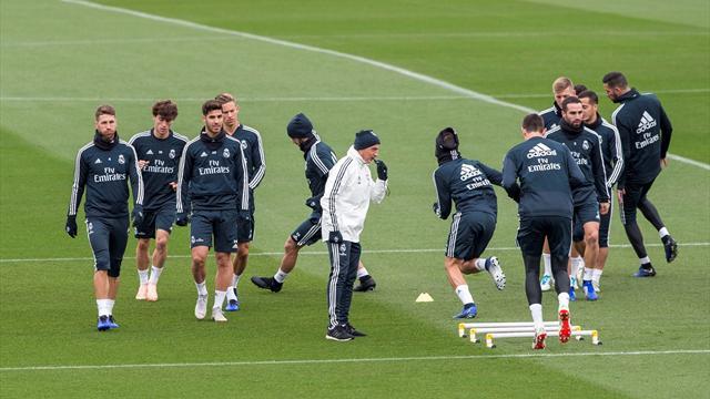 El Real Madrid busca en Vigo la cuarta victoria seguida de la era Solari
