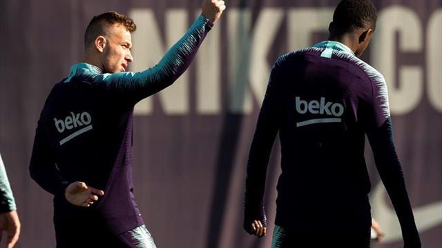 Valverde recupera a Messi y Umtiti y deja fuera a Dembélé