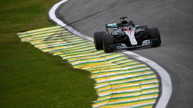 Formula 1: oggi il GP del Brasile, penultimo appuntamento, Hamilton in pole