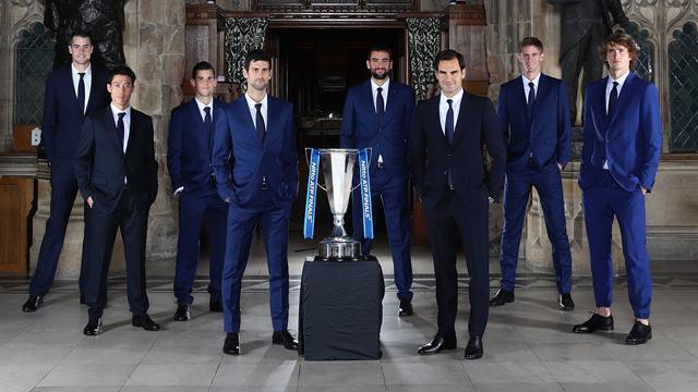 Die ATP Finals in London live im TV und im Livestream