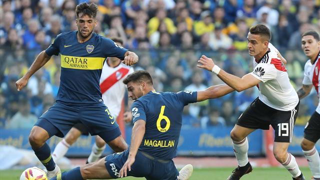 Boca Juniors-River Plate rinviata per pioggia: si gioca domenica 11 novembre alle 20:00