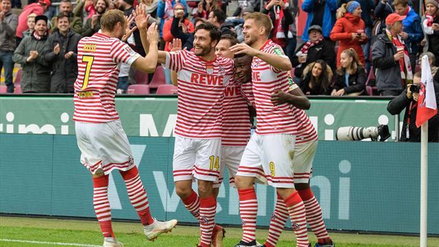 Acht Tore gegen Dresden! Köln spielt sich in einen Rausch