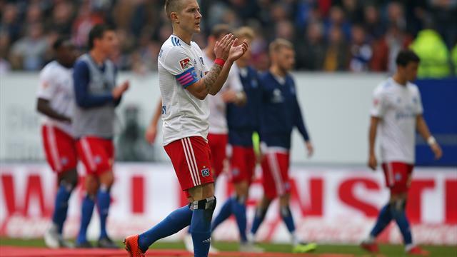 2. Liga: HSV weiter vorn - Köln mit 8:1-Kantersieg