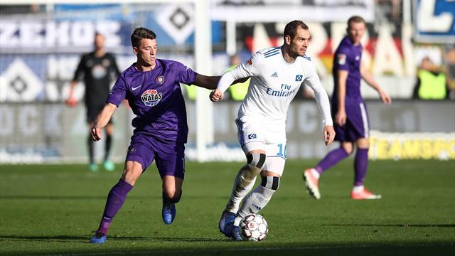HSV feiert vierten Sieg in Serie