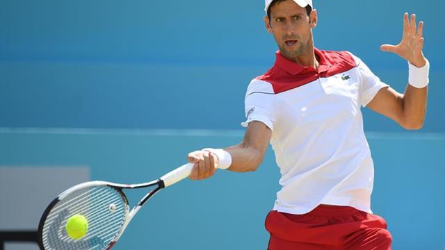 Djokovic acaricia acabar uno del mundo por quinta vez