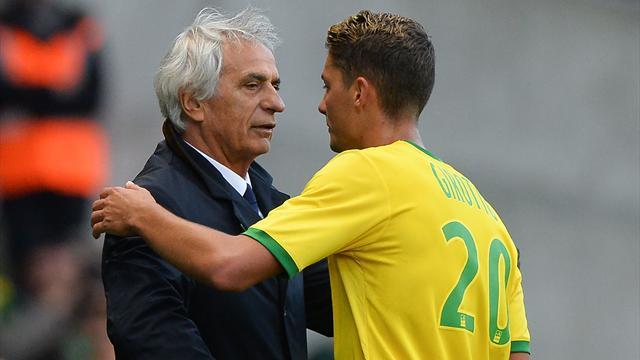 Girotto peut dire merci à coach Vahid