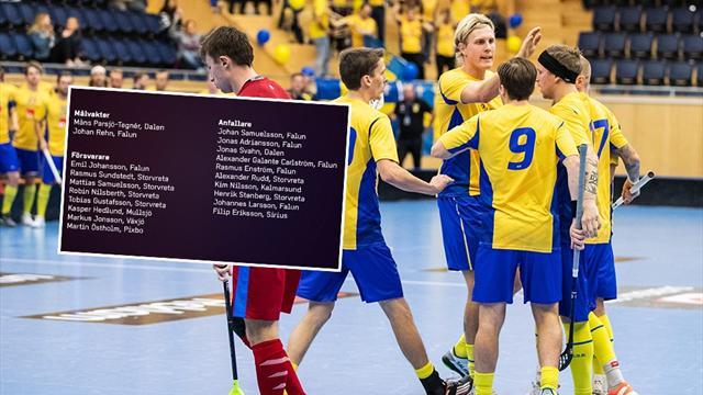"""Åman vill ha med supertalangen till VM: """"Hade hjälpt svensk innebandy"""""""