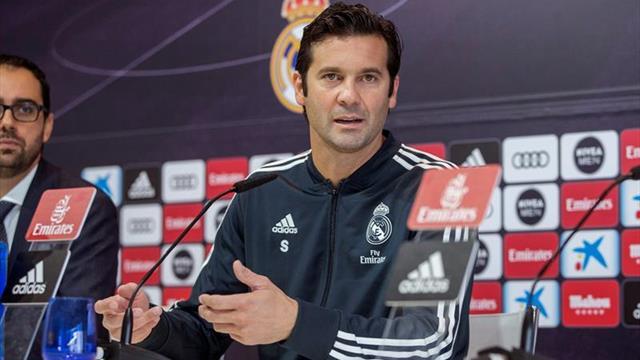 """Solari: """"Bale tiene que comerse el escenario; Isco salió de operación delicada"""""""