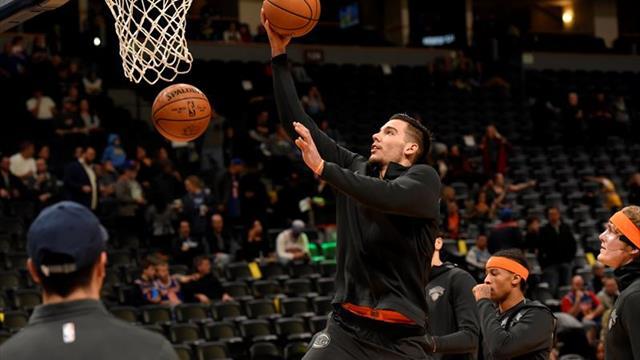Calderón y Willy Hernangómez, protagonistas en el 'NBA Sundays'