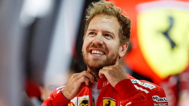 Vettel goes fastest with track record in Brazilian GP practice