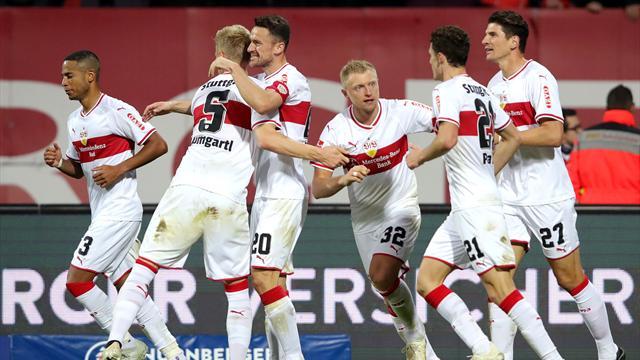 Abstiegsbedrohter VfB verstärkt sich mit Zweitliga-Spieler