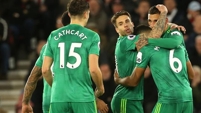 Controversy surrounds Southampton's draw with Watford