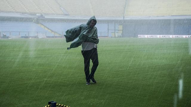 🌧⚽ Suspendida la ida de la final de la Copa Libertadores entre Boca y River por la lluvia