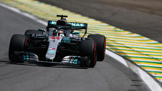 Hamilton et Mercedes ne ralentissent pas