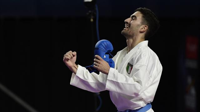 Angelo Crescenzo da sogno: è campione del mondo, sconfitto il giapponese Naoto Sago