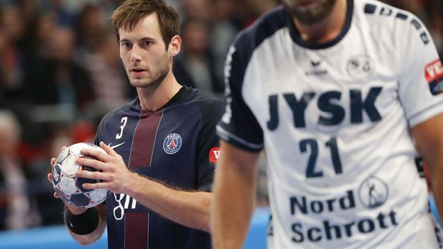 Flensburg verpasst Ausrufezeichen gegen Paris Saint-Germain