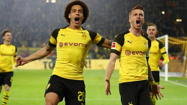 """Porté par un grand Reus, Dortmund s'offre un """"Klassiker"""" spectaculaire"""
