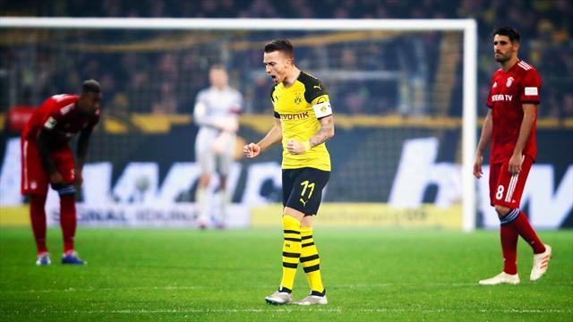 3:2 nach zweimal Rückstand! BVB gewinnt irre intensives Spitzenspiel gegen Bayern